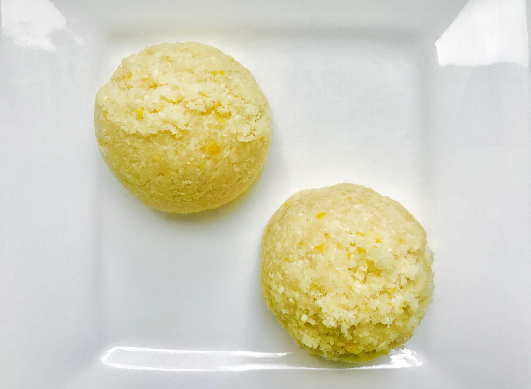 SugarDoctor Recipe Raw coconut macaroons