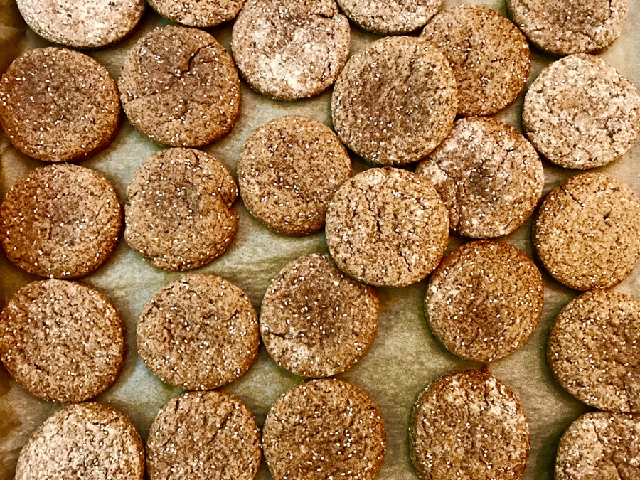 SugarDoctor Recipe liv's gluten-free speculoos cookies