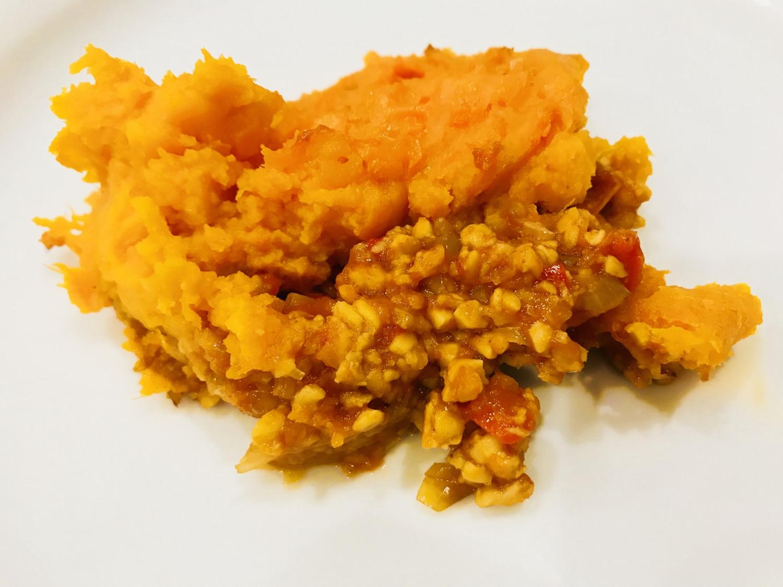SugarDoctor Recipe tempeh plant-based cottage pie